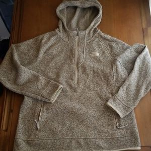 The north face women's XL hoodie